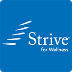 Strive for Wellness logo